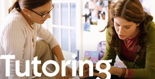 image of tutoring